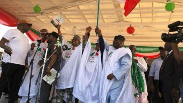 BREAKING NEWS: PDP demands end to results collation 2