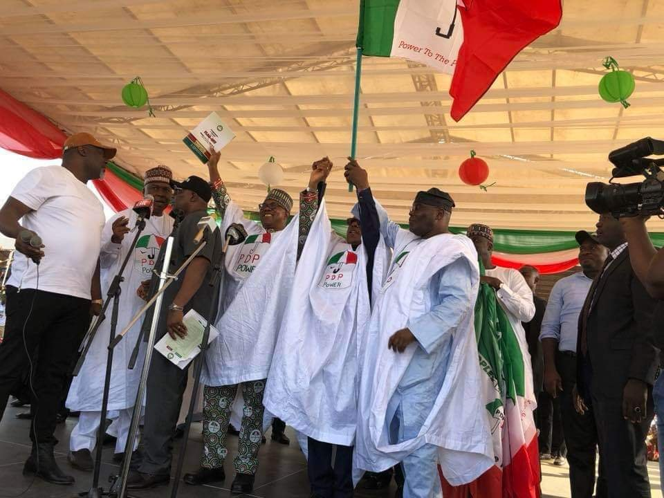BREAKING NEWS: PDP demands end to results collation 1