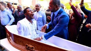 Pastor Lukau's Church Makes U-turn, Says 'Resurrected Corpse' Was Already Alive [Photos] 2