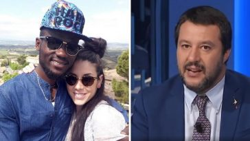 Italian Lady Insults Country's Prime Minister Over Her Nigerian Boyfriend [Photos] 1