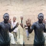 """""""I'm Not Dead"""" - Man Who Drank Gutter Water When Celebrating Buhari's Victory 28"""