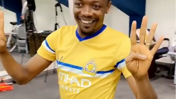 Super Eagles Striker, Ahmed Musa Shows Off Dancing Skills To Celebrate Buhari's Victory [Video] 8