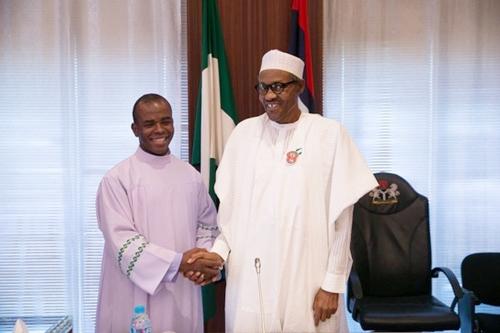 Father Mbaka's New Year Prophesy Comes To Pass As Hope Uzodimma Becomes New Imo State Governor 1