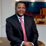 Aliko Dangote Remains The Only African Billionaire Among The World's 100 Richest People For 2019 27