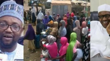 Zamfara Governorship Candidate Ejects IDPs Living In His Houses For Voting Buhari 8