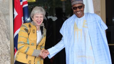 """Is It Because He Patronises Your Hospitals?"" – Group Shades UK For Congratulating Buhari 7"