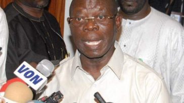 Atiku Is Never Destined To Be President Because He's Arrogant And Lacks Character - Oshiomhole 8