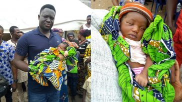 'Miracle Baby' Rescued After Being Dropped On Her Mother's Corpse By Herdsmen - [Photos] 4