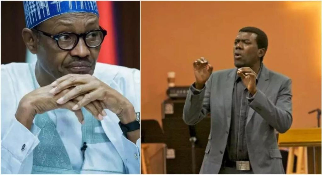 How Can Buhari Bring Peace To Mali When There Is No Peace In Nigeria? - Reno Omokri 1