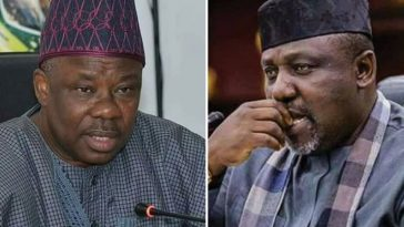 APC Suspends Okorocha, Amosun, Others Over Anti-Party Activities 2
