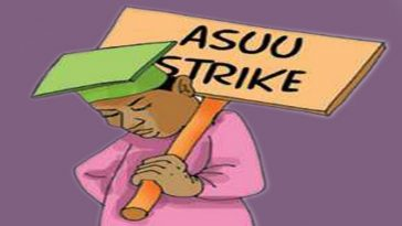 ASUU Set To Embark On Indefinite Strike Again, Gives Reason 1