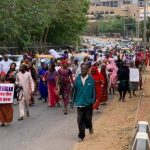 'Two Million Women' Holds Rally In Abuja Asking Atiku To Concede Defeat To Buhari 9