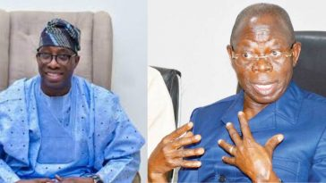Oshiomhole Is A 'Recruiting Error Of The Janjaweed Contraption Called APC' - Atiku's Spokesman 2