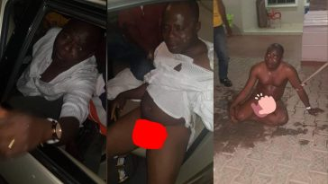 UPDATE: Lawmaker Caught Trying To Sleep With Politician's Wife In Abuja, Stripped Naked [Photos] 1