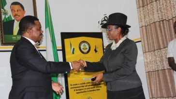 First Female Chief Judge Of Anambra State Sworn In By Governor Obiano [Photos] 4
