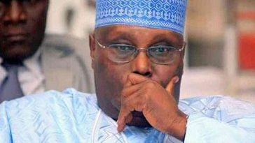 Atiku's Son-In-Law Arrested By EFCC Operatives After Raiding His House 3