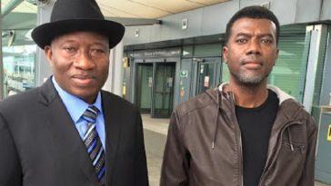 Reno Omokri Reveals Jonathan's Biggest Sin Against Northern Elites 1
