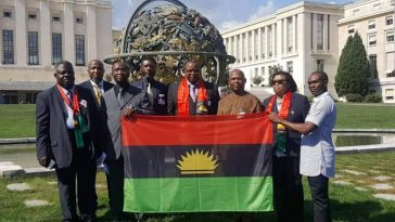 """Another Fulani Man Will Rig Himself Into Power In 2023 With Help Of The British"" – IPOB 5"