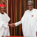 """""""I Knew It Was Impossible To Beat The President"""" - Obiano Reveals Why He Supported Buhari 27"""