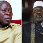 Okorocha Accuses Oshiomhole Of Lawlessness, Says Buhari Won't Support His Suspension 6