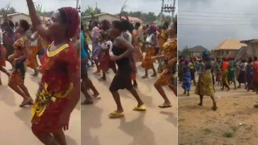 Protest In Anambra After King Sold Community Land To Fulani Herdsmen [Video] 4
