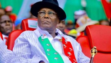 Atiku Laments Over Continuous Detention Of His Son-in-law, Lawyer By EFCC Operatives 2