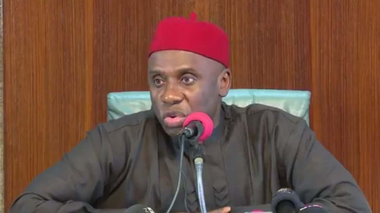 Probing Loans Taken By Nigerian Government Can Scare Away Foreign Investors – Rotimi Amaechi 1