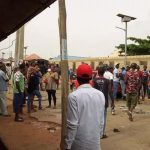 One Person Killed As PDP And APC Supporters Clash During Campaign Rally In Kaduna State [Photos] 28