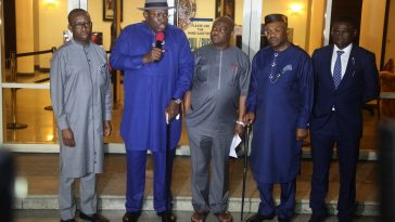 South-South Region Demands Senate President Position From Buhari, Gives Reasons 5
