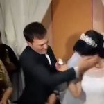 Shocking Moment An Angry Groom Slapped His Bride In The Face During Their Wedding [Video] 8