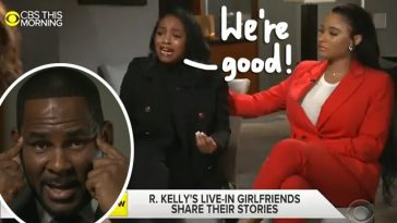 R.Kelly's Girlfriends Defend Him, Attack Their Parents For Trying To Get Back At Singer [Video] 1