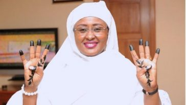 Only APC Card Carrying Members Should Get Appointments – Aisha Buhari 3
