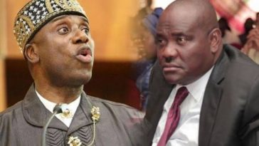 Wike Doesn't Care About Lives That's Why He's 'Crying' Over Deployment Of Military For Elections – Amaechi 3