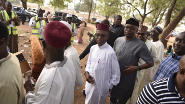 """Even If I Loose, I Already Have A Job Since Buhari Has Won"" - Governor El-Rufai 12"