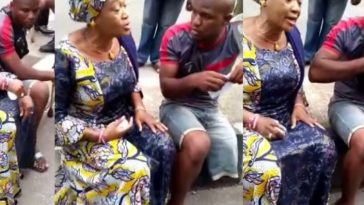 Watch Video Of Tinubu's Wife Saying ''You Igbo's, we dont trust you anymore'' 10