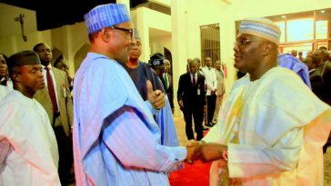 I'm Not Surprise, I Knew Atiku Would Challenge My Victory – Buhari 6