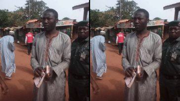 EFCC Arrests Man For Vote Buying In Kwara State [Photo] 1