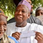 """""""I'm Sure I Will Get More Votes Than Buhari"""" – Gov Ganduje Says After Voting 29"""