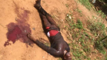 Man Shot Dead While Allegedly Trying To Snatch Ballot Boxes In Imo State [Photo] 2