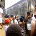 Woman Gives Birth On The Road While Going To Cast Her Vote In Port-Harcourt [Photos] 10