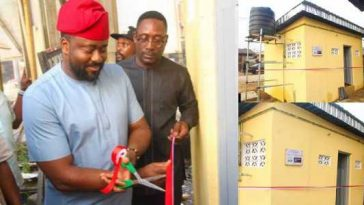 Desmond Elliot Wins Re-election To Lagos Assembly, Despite Toilet Project Controversy 1