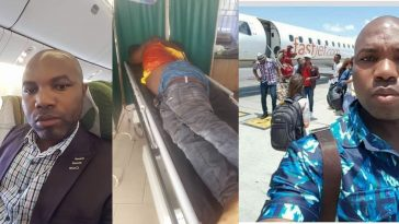 Nigerian Man Based Abroad Killed In Imo State After Arriving The Country For Election [Photos] 1