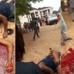 Man Shot Dead Inside House Of Senator Ayogu Eze, APC Guber Candidate Enugu [Photos/Video] 8