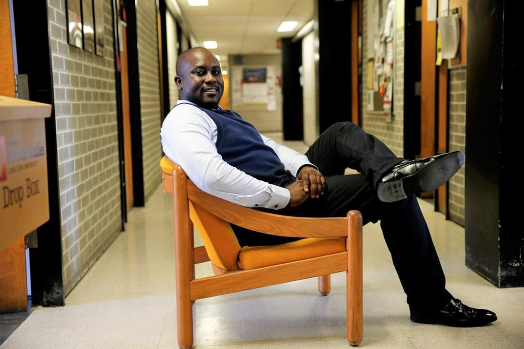 Pictures of professor Pius Adesanmi, the only Nigerian on board the Ethiopian Plane that crashed killing all 157 passengers 2