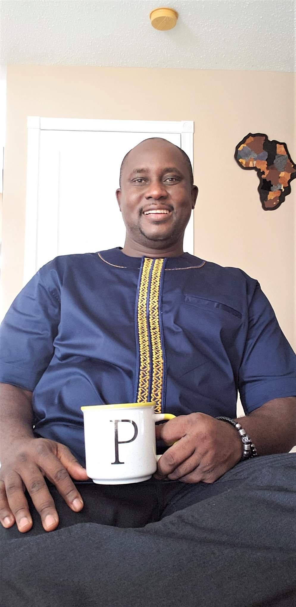 Pictures of professor Pius Adesanmi, the only Nigerian on board the Ethiopian Plane that crashed killing all 157 passengers 5