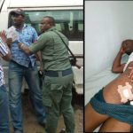 SARS Shots INEC Ad-Hoc Staff In The Buttocks For Preventing Them From Manipulating Election Result [Photos/Video] 9