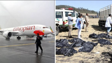 Buhari Mourns Two Nigerians In Ethiopian Plane Crash As China Takes Action After Airline Killed 157 Persons 1