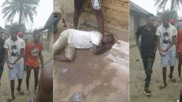 Young Man Almost Killed Hausa Guy Over N10 Disagreement In Delta State [Photos] 6