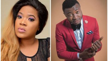 Toyin Abraham Attacks MC Galaxy For Asking Girls To Go Nude For N50,000 6