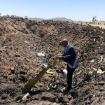 Black Box recovered from crashed Ethiopian Airline 28